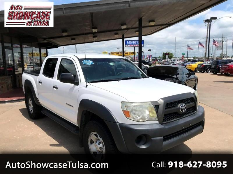 2011 Toyota Tacoma 4WD Double V6 AT (Natl)
