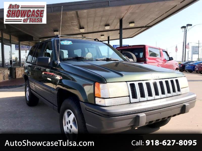 1995 Jeep Grand Cherokee 4dr Laredo 4WD