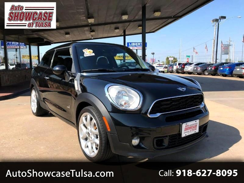 2013 MINI Cooper Paceman AWD 2dr S ALL4