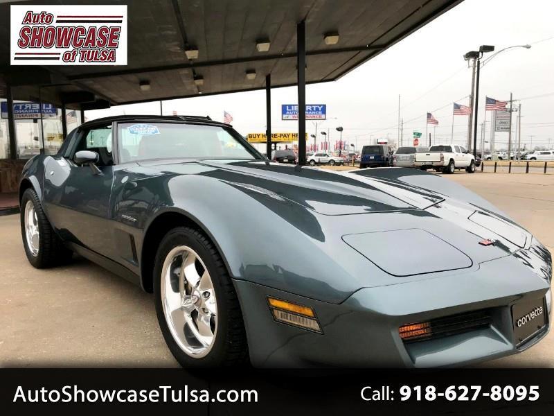 Chevrolet Corvette 2dr Coupe 1982