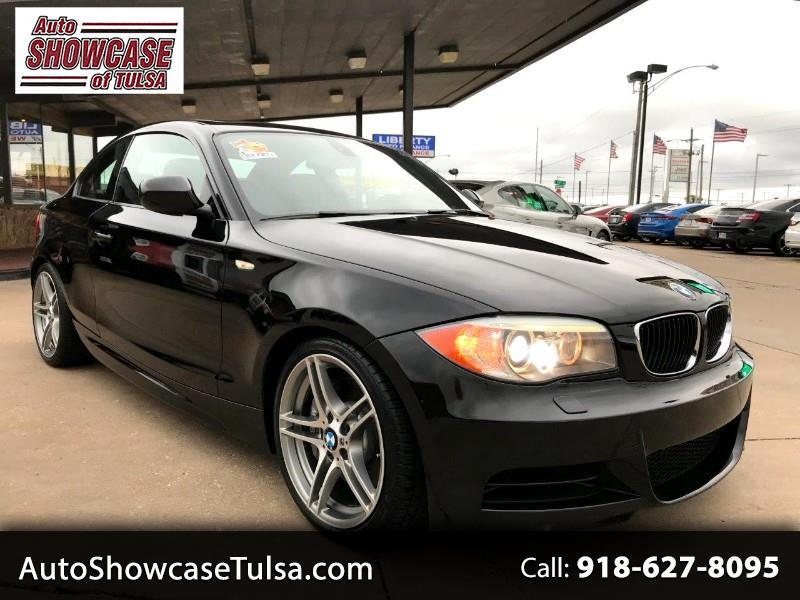 2013 BMW 1 Series 2dr Cpe 135is