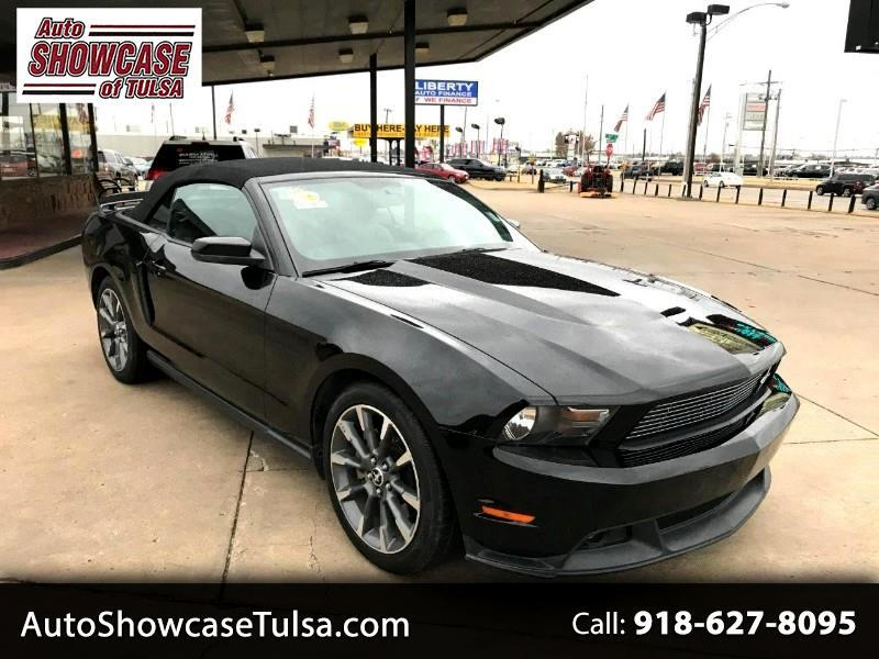 Ford Mustang 2dr Conv GT Premium 2011
