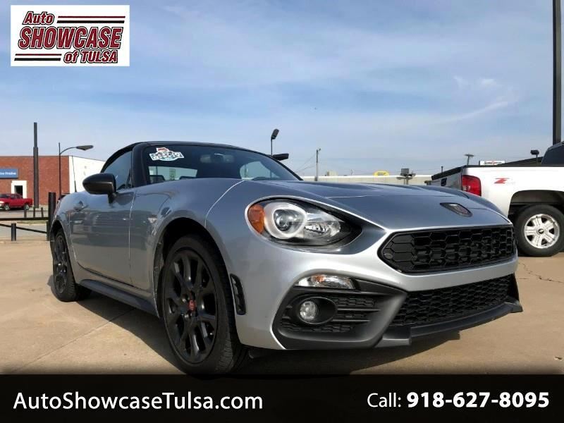 Fiat 124 Spider Abarth Convertible 2019