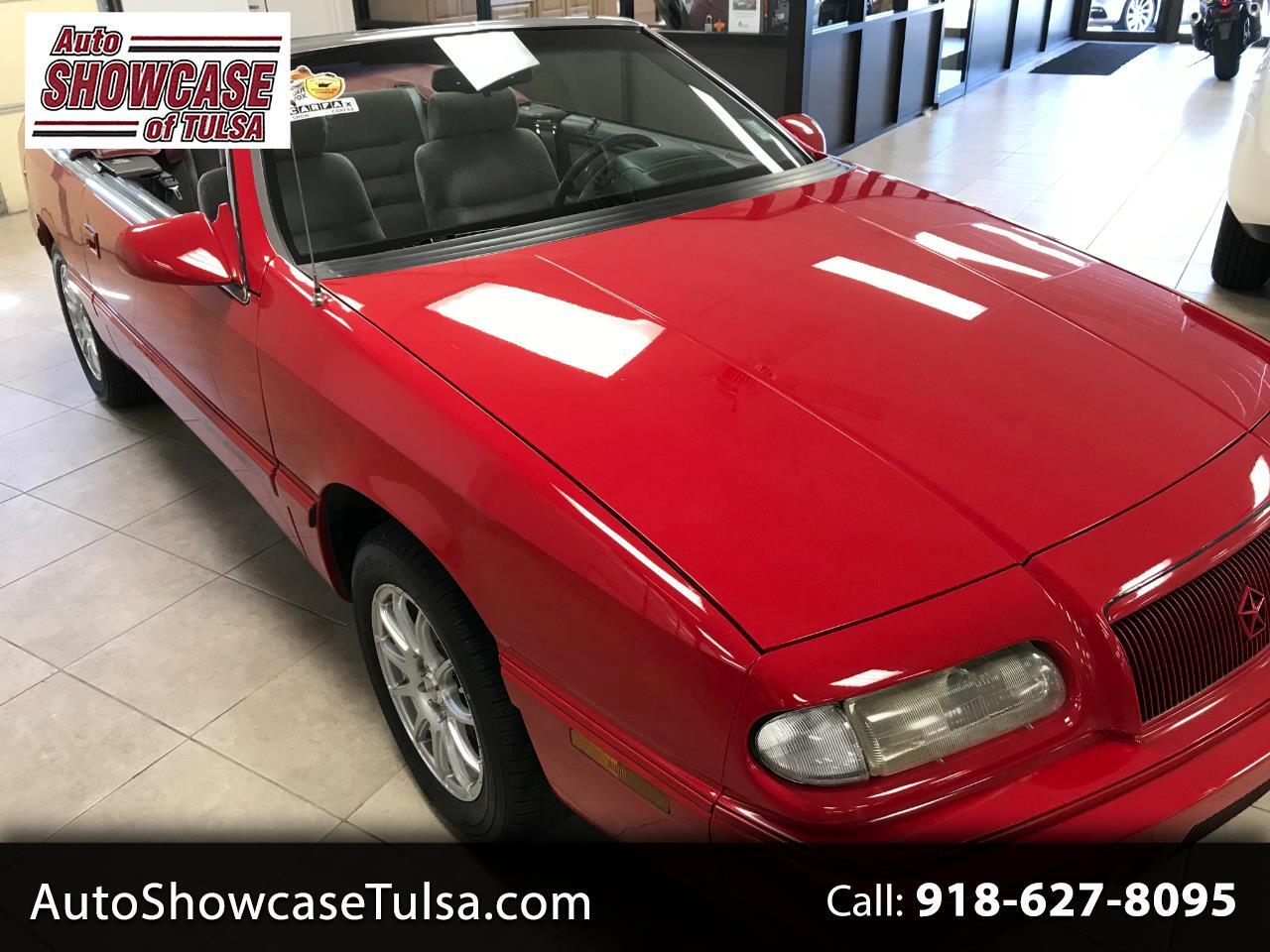 Chrysler LeBaron 2dr Convertible GTC 1995
