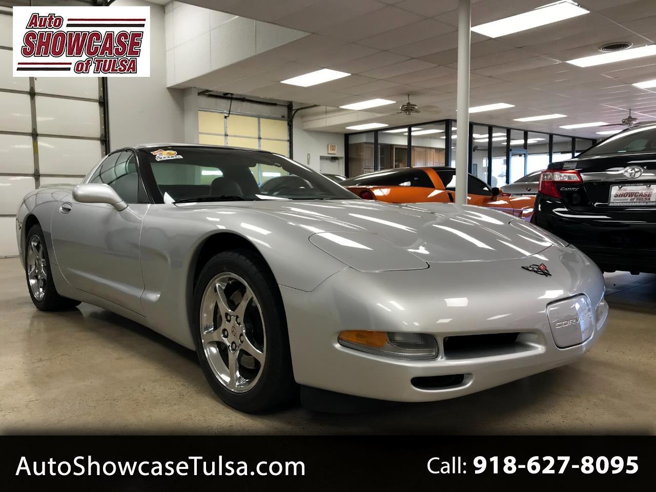 Chevrolet Corvette 2dr Cpe 2000