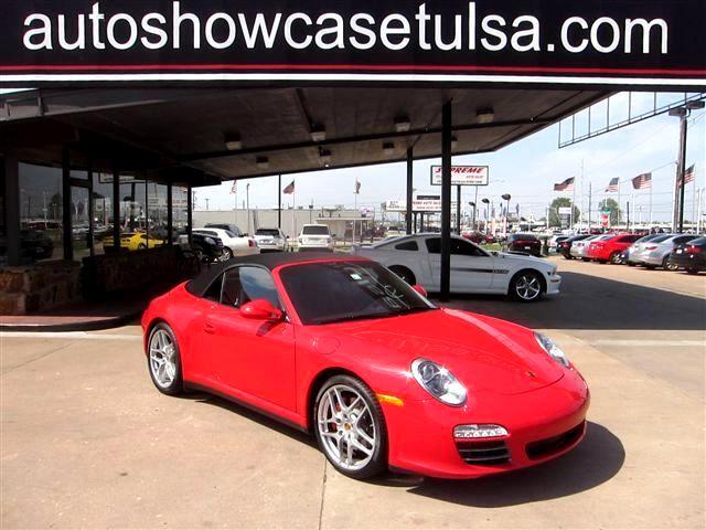 2010 Porsche 911 Carrera 4 S Cabriolet