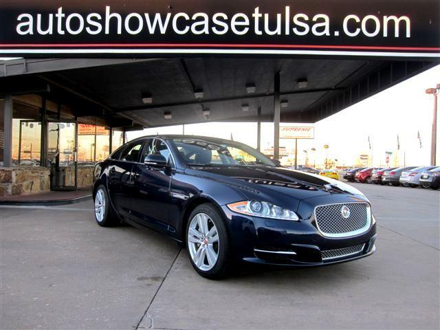 2014 Jaguar XJ-Series XJ