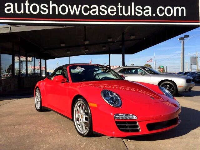 2010 Porsche 911 Carrera 4S Cabriolet