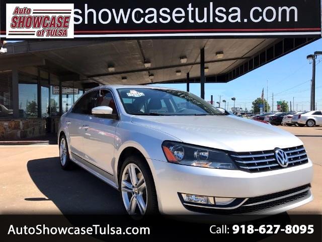 2015 Volkswagen Passat SEL Premium 6A