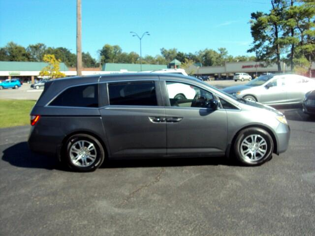 2012 Honda Odyssey 5dr EX-L NAVI w/Navigation/Leather