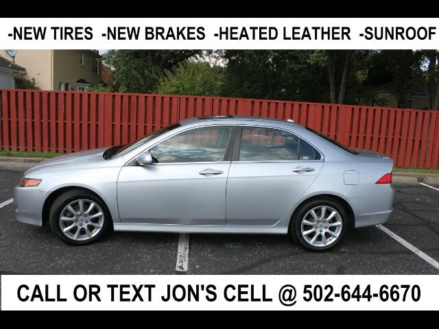 Used Acura TSX For Sale In Louisville KY Motoring LLC - Acura tsx for sale by owner