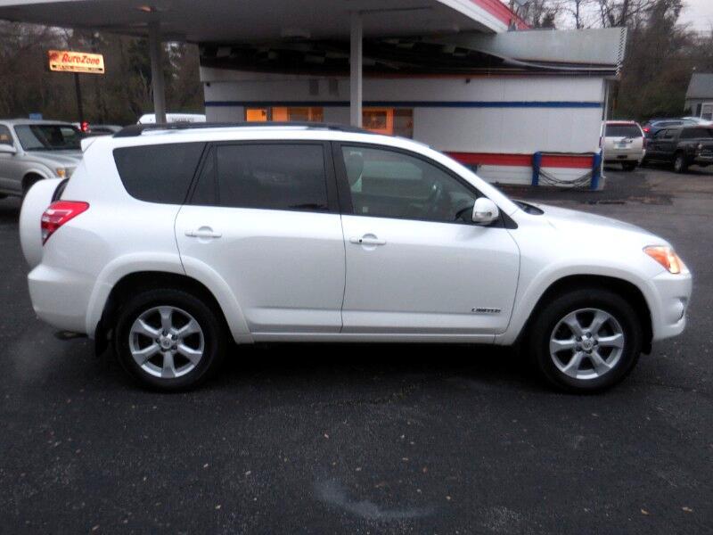 2011 Toyota RAV4 Limited I4 4WD