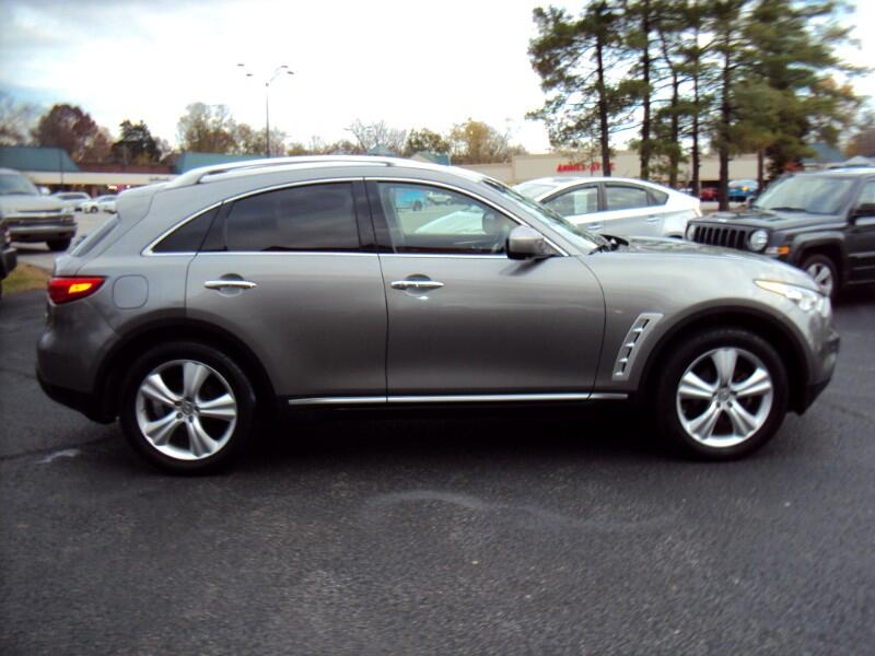 2011 Infiniti FX35 AWD 4dr Limited Edition