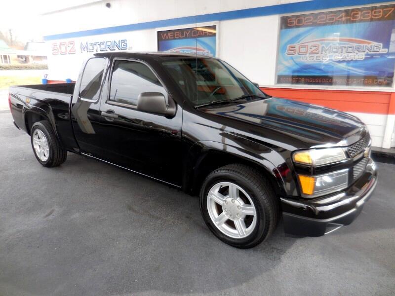 2005 Chevrolet Colorado LS ZQ8 2WD