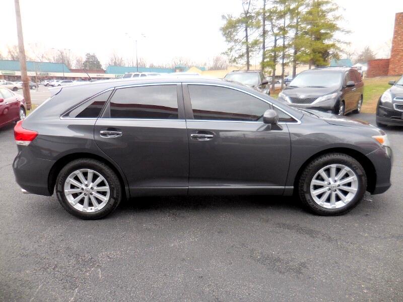 2010 Toyota Venza 4X4 I4
