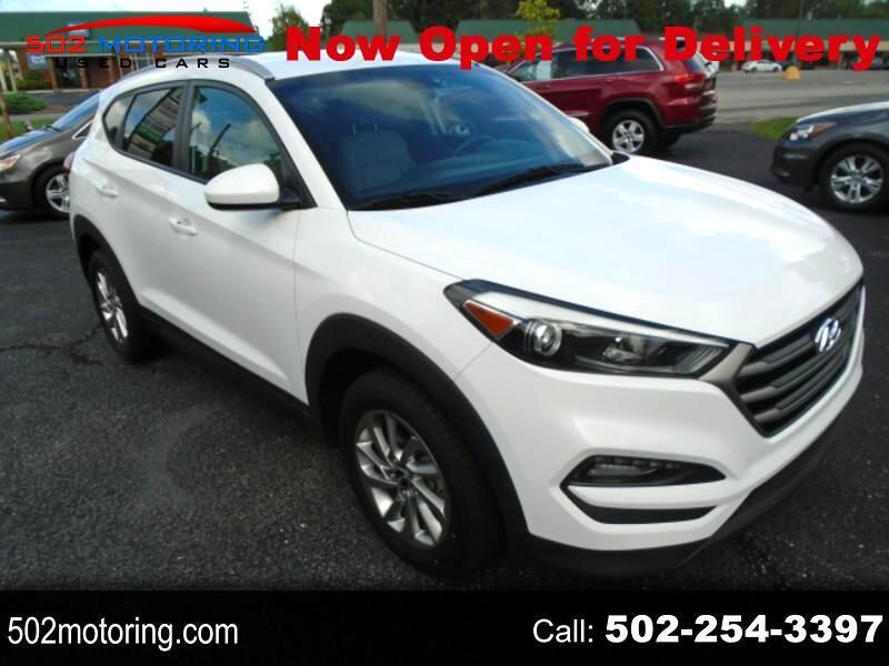 Hyundai Tucson SE w/Preferred Package 2016