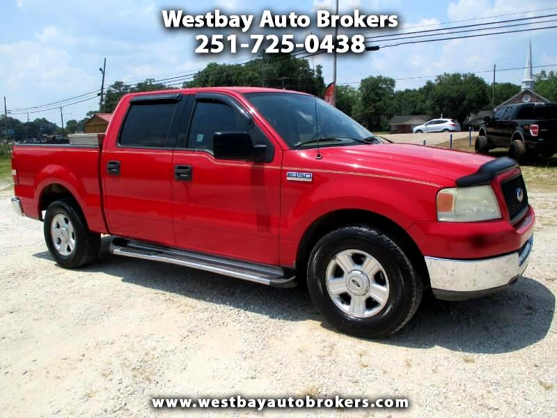 Ford F-150 Lariat SuperCrew 2WD 2004