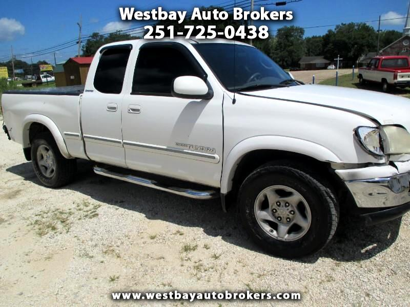 2000 Toyota Tundra Limited Access Cab 2WD