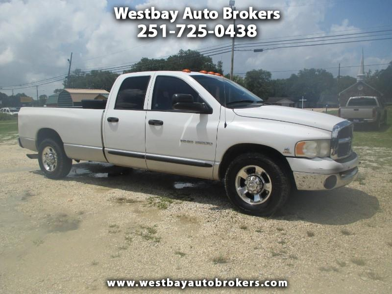 Dodge Ram 2500 Laramie Quad Cab Long Bed 2WD 2005
