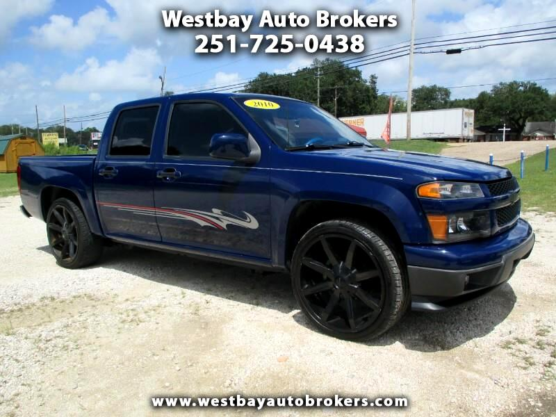 Chevrolet Colorado LT1 Crew Cab 2WD 2010
