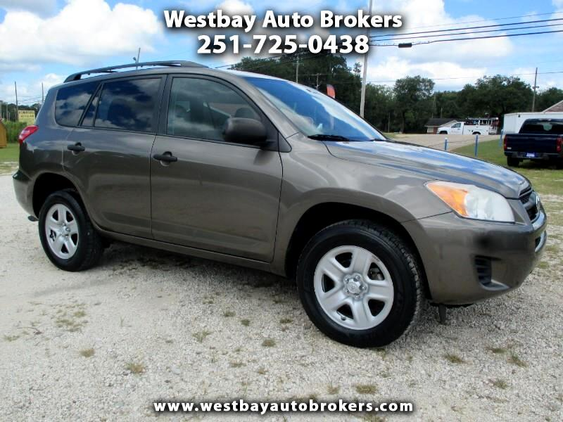 Toyota RAV4 Base I4 2WD with 3rd Row 2012