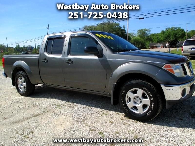 Nissan Frontier LE Crew Cab Long Bed 2WD 2008