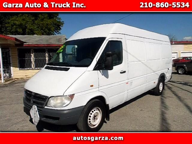 2005 Dodge Sprinter Van 2500 Super High Ceiling 158-in. WB