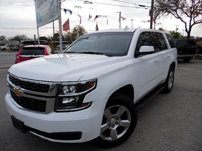 Chevrolet Tahoe Police 2WD 2016