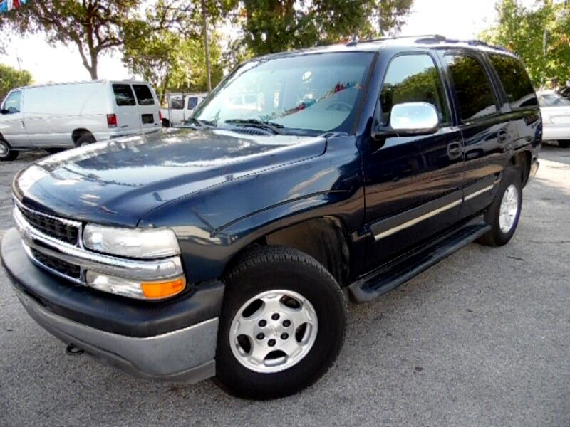 Chevrolet Tahoe 4WD 2005
