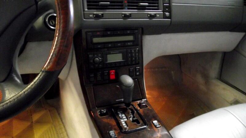 1999 Mercedes-Benz SL-Class SL500 Roadster