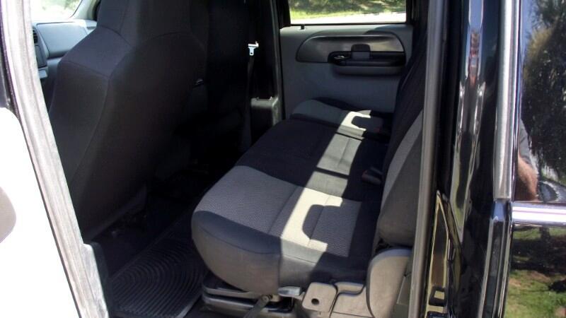 2007 Ford F-250 SD XLT Crew Cab 4WD