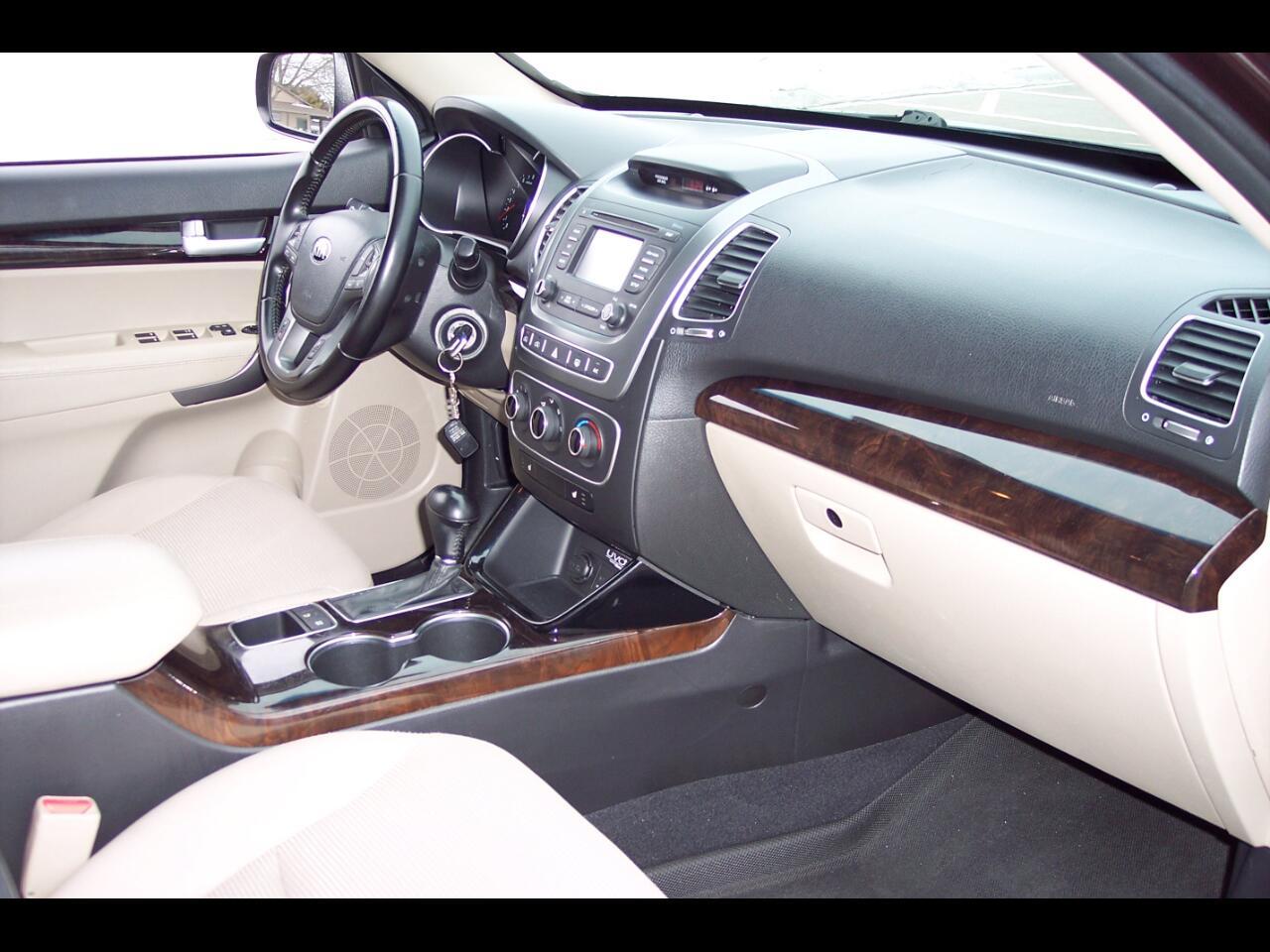 Kia Sorento LX AWD 2015