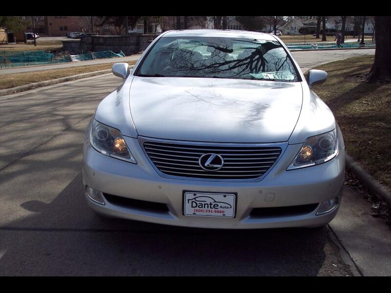 2009 Lexus LS 460 L Luxury Sedan AWD