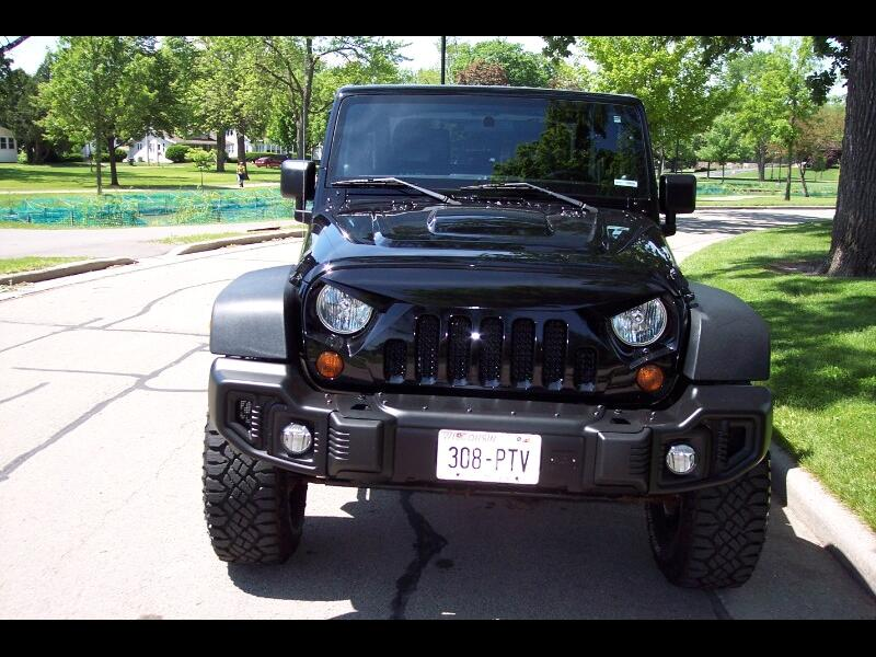2012 Jeep Wrangler 4WD 2dr Call of Duty MW3 *Ltd Avail*