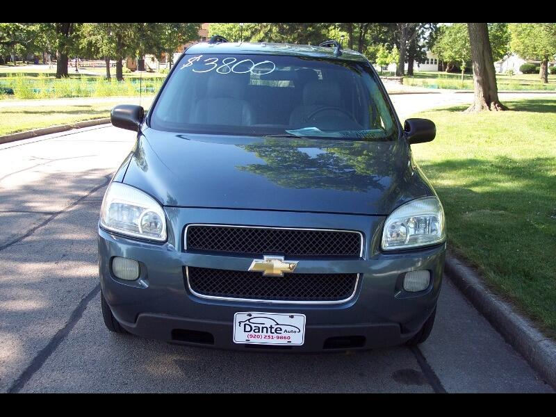 2006 Chevrolet Uplander EXT LT FWD 1LT