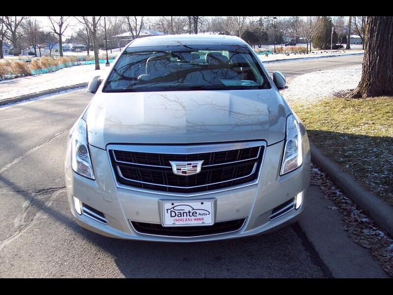 Cadillac XTS Luxury AWD 2016