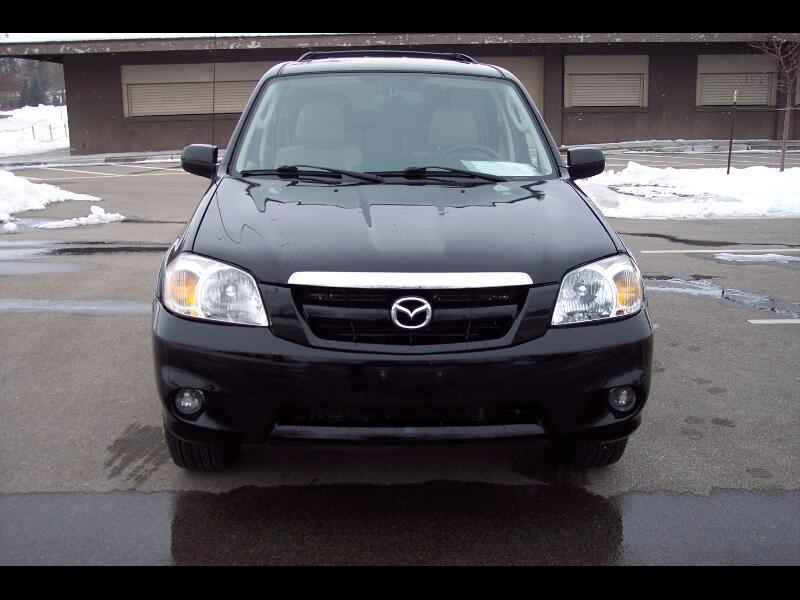 Mazda Tribute s 4WD 4-spd AT 2006