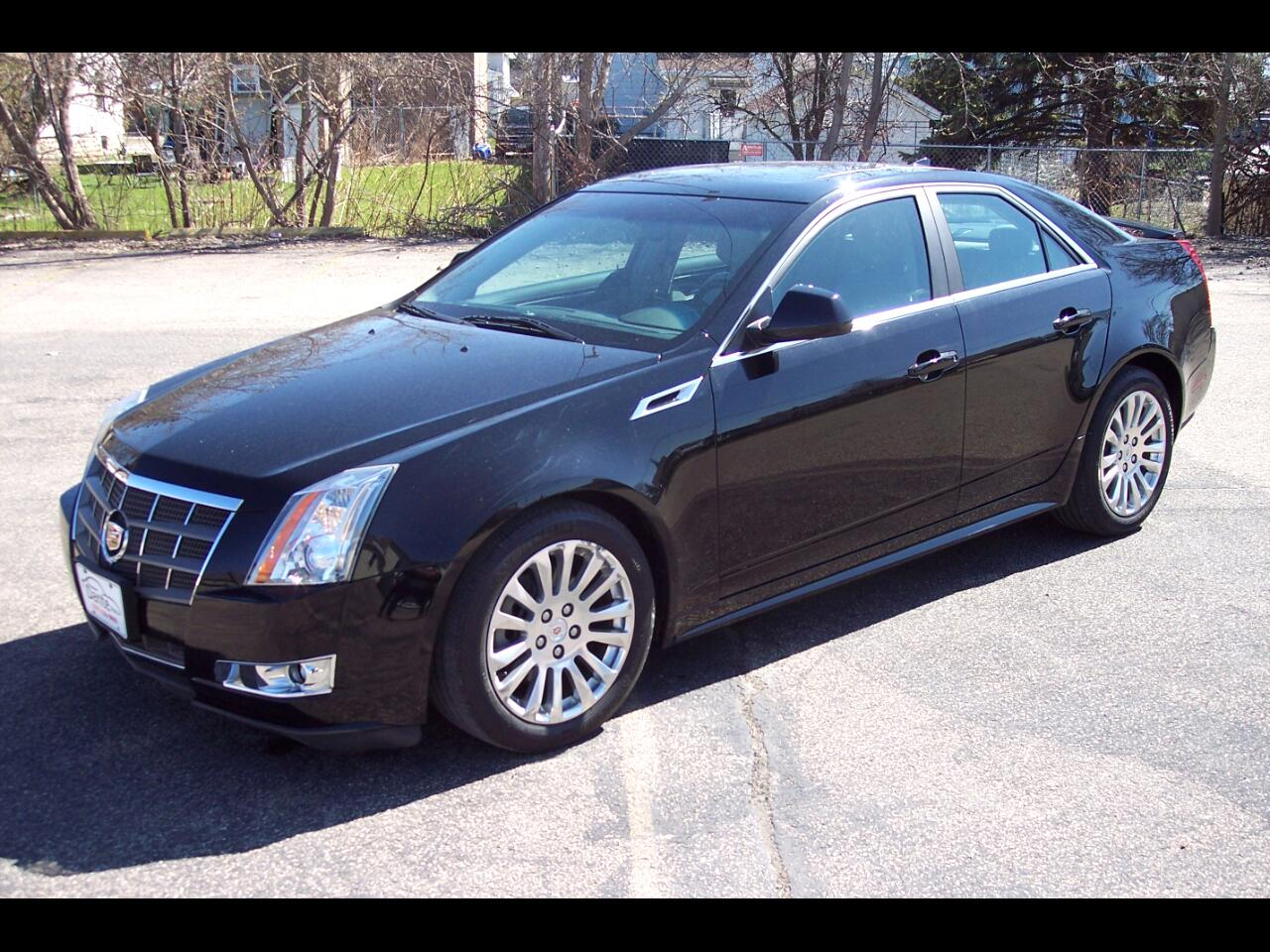 Cadillac CTS Sedan 4dr Sdn 3.0L Performance AWD 2011
