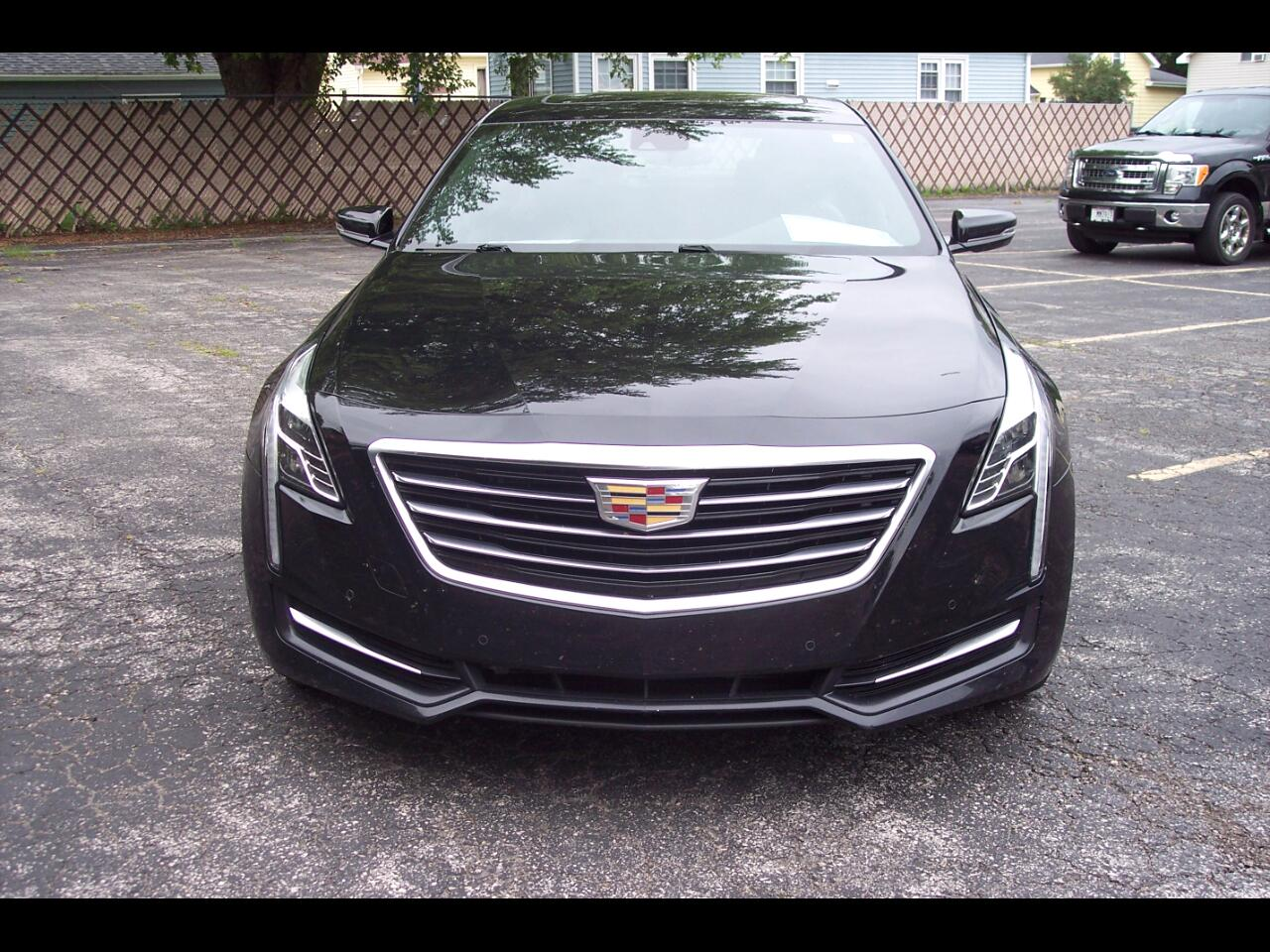 Cadillac CT6 4dr Sdn 3.6L AWD 2017