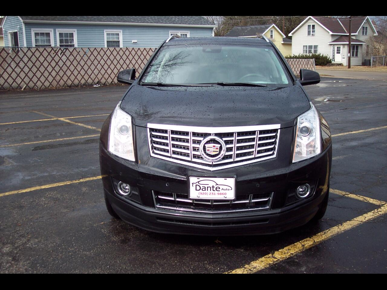 Cadillac SRX AWD 4dr Performance Collection 2016
