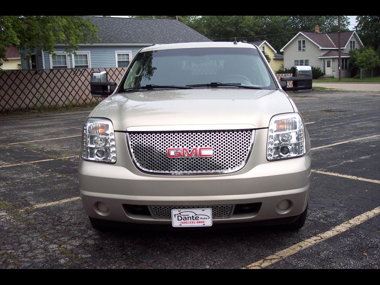 GMC Yukon XL 4WD 4dr 2500 SLE 2011