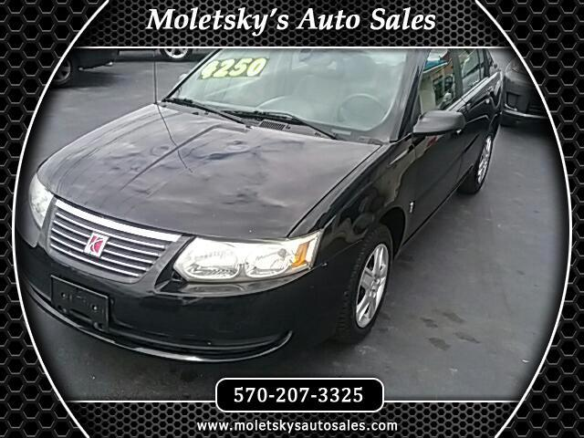 2007 Saturn ION 4dr Sdn Auto ION 3 *Ltd Avail*
