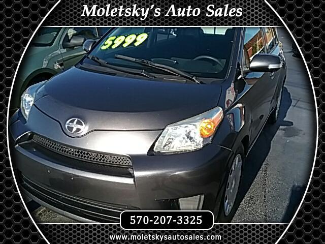 2008 Scion xD 5-Door Hatchback 4-Spd AT