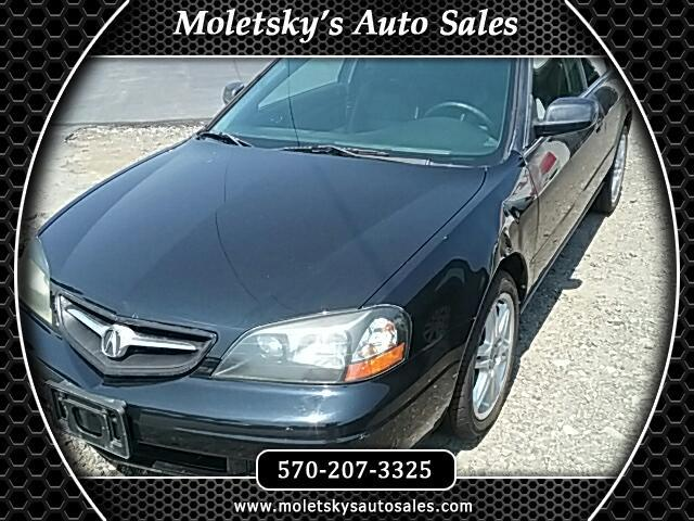 2003 Acura CL 3.2CL Type-S