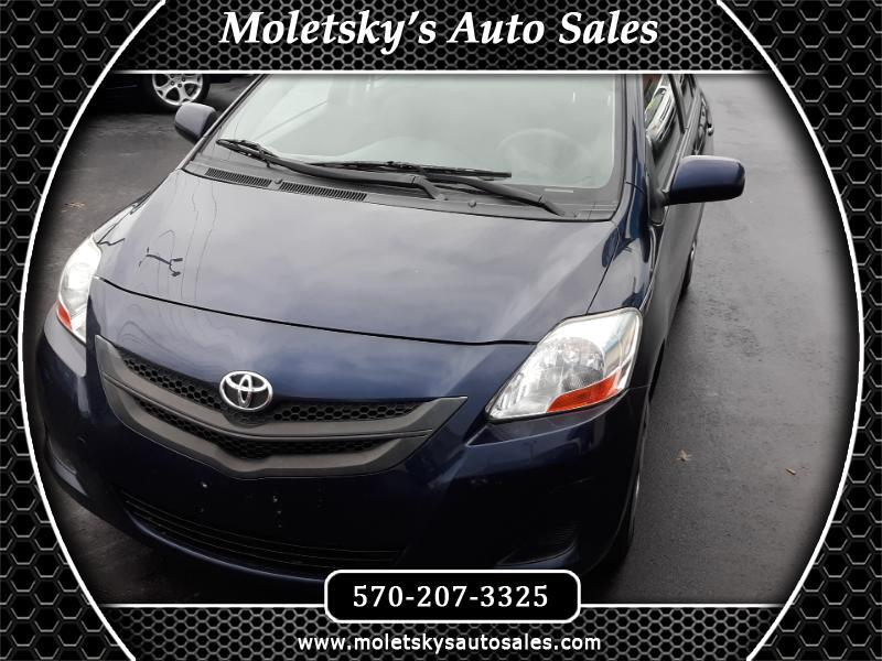 buy here pay here 2008 toyota yaris sedan for sale in scranton pa 18503 moletsky 39 s auto sales. Black Bedroom Furniture Sets. Home Design Ideas