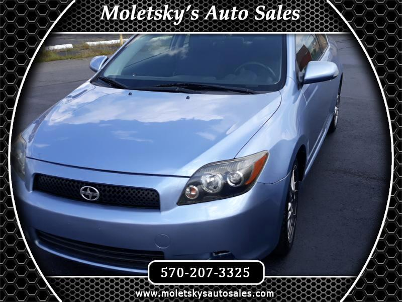 2008 Scion tC Sport Coupe