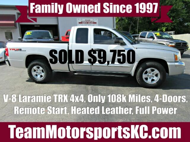 2006 Dodge Dakota Laramie Club Cab 4WD