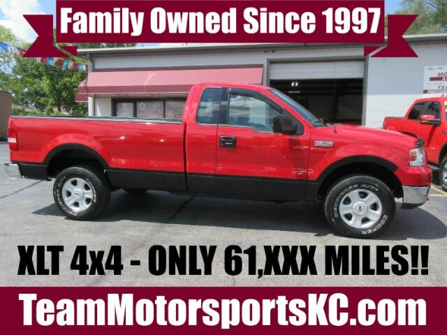 2004 Ford F-150 XLT Long Bed 4WD