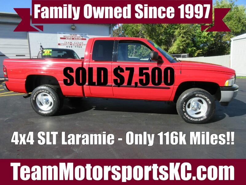2001 Dodge Ram 1500 Quad Cab Laramie SLT 4WD