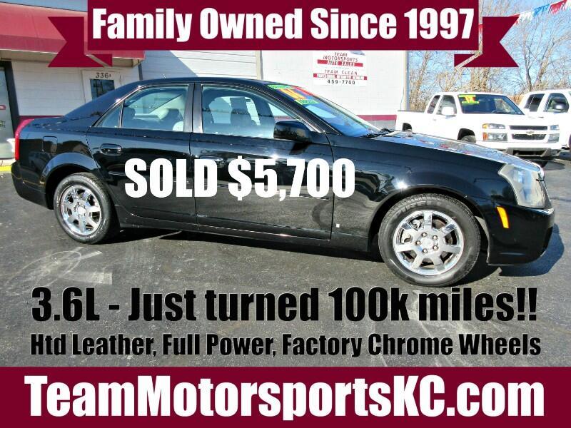 2006 Cadillac CTS 3.6L
